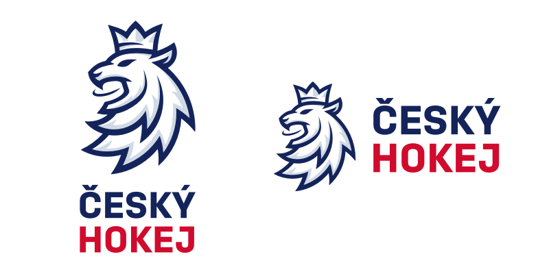 czech hockey logo vector чешский хоккей логотип вектор