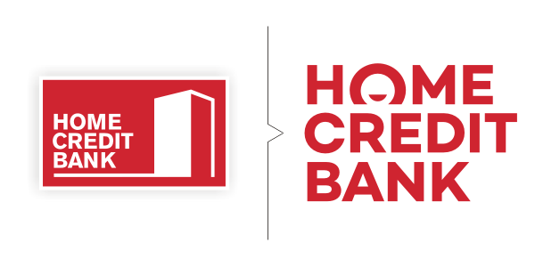 хоум кредит банк лого вектор home credit bank logo vector