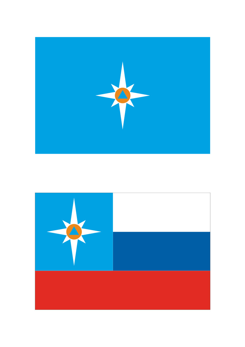 мчс флаг вектор mchs flag vector emergency ministry
