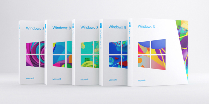 catk set packaging Windows 8 упаковка дизайн